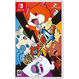 妖怪ウォッチ4++ Nintendo Switch版  HAC-P-AS5JB