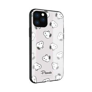 グルマンディーズ SNG-453A ピーナッツ IIII fit iPhone 11/iPhoneXR 対応ケース スヌーピー