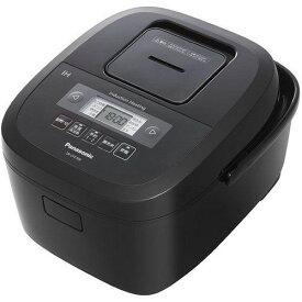 炊飯器 パナソニック SR-CFE109-K IH炊飯器 5.5合炊き ブラック 5.5合