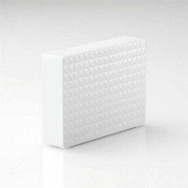 エレコム SGD-MY040UWH 3.5インチHDD MY 4TB ホワイト