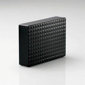 エレコム SGD-MY060UBK 3.5インチHDD MY 6TB ブラック