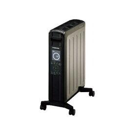 コロナ DHS-1519-KH オイルレスヒーター ノイルヒート (木造10畳/コンクリート13畳まで) グレイスブラック