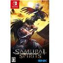 【ポイント10倍!】SAMURAI SPIRITS Nintendo Switch HAC-P-ATJFA