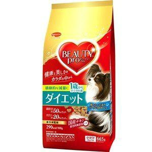 日本ペットフード ビューティープロ ドッグ ダイエット 1歳から 665g