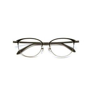 小松貿易 PG-709-BK 老眼鏡 ピントグラス 中度 ブラック