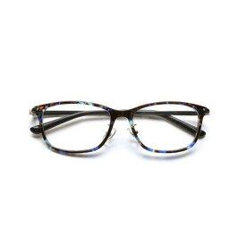 小松貿易 PG-808-BTO 老眼鏡 ピントグラス 中度 青ベッコウ