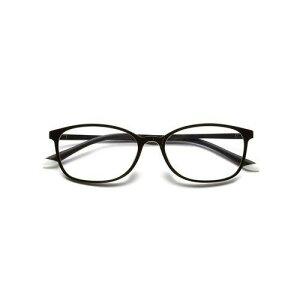 小松貿易 PG-707-BK 老眼鏡 ピントグラス 中度 ブラック