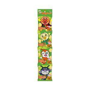 栗山米菓 アンパンマンのおやさいせんべい4P