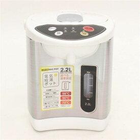 ヒロ・コーポレーション HKP-220 電気ポット 2.2L