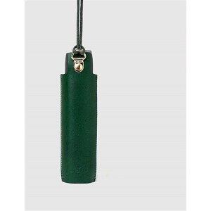 Dignis(ディグニス) FUMUS(フムス) アイコス3マルチ専用 高級レザーケース グリーン 約11cm x 3cm x 1.5cm グリーン