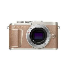 オリンパス E-PL10 ボディー BRW ミラーレス一眼カメラ PEN ブラウン