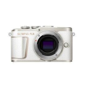 オリンパス E-PL10 ボディー WHT ミラーレス一眼カメラ PEN ホワイト