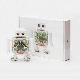 CRETARIA(クレタリア) QX001R3J プログラミング学習用ロボット「クムクム」ロボットキット Qumcum ホワイト