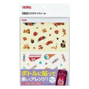 サーモス Customize Seal POP-02 カスタマイズシール ポップ-02