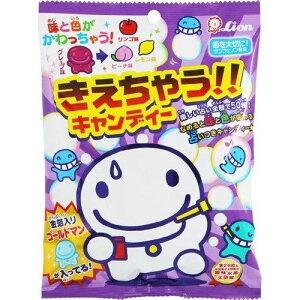 ライオン菓子 きえちゃうキャンディー きえちゃうキャンディー 100g