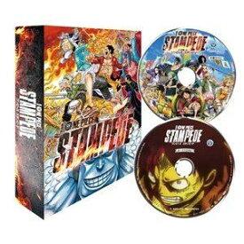 【DVD】劇場版 ONE PIECE STAMPEDE スペシャル・デラックス・エディション(初回生産限定版)