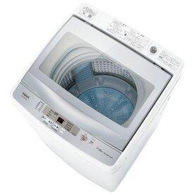 洗濯機 アクア 7KG AQUA AQW-GS70H(W) 簡易乾燥機能付き洗濯機 (洗濯7.0kg) ホワイト