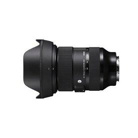 【ポイント10倍!】シグマ 24-70mm F2.8 DG DN 交換用レンズ Art ソニーEマウント用