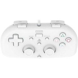 HORI PS4-102 ワイヤードコントローラーライト for PlayStation4 ホワイト