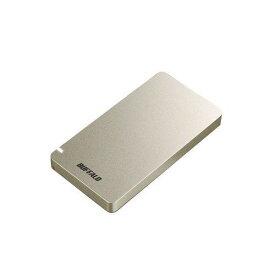 【ポイント10倍!2月20日(木)00:00〜23:59まで】BUFFALO SSDPGM480U3G SSD 480GB