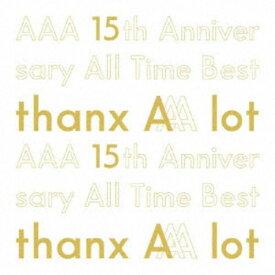 【ポイント10倍!】【CD】AAA / AAA 15th Anniversary All Time Best -thanx AAA lot-(初回生産限定盤)