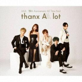 【ポイント10倍!】【CD】AAA / AAA 15th Anniversary All Time Best -thanx AAA lot-(通常盤)
