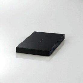 エレコム ESD-EJ1000GBK 外付けポータブルSSD 1TB ブラック