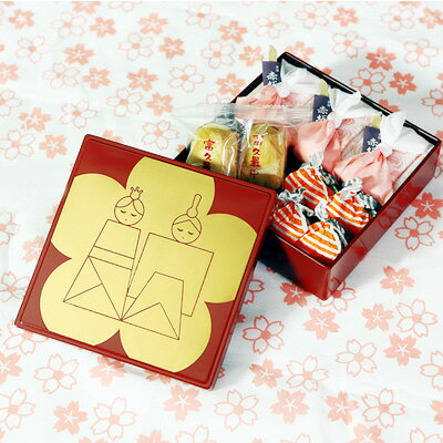 一ヶ重 ひなまつり和菓子セット期間限定 【ひなまつり特別アイテム】〜ひな祭り、桃の節句のお祝いに〜