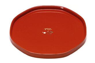 Octagonal basin Chiku wooden trays