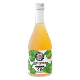 【山田養蜂場】うめハニードリンク 500ml入 ギフト プレゼント 食品 健康 人気 プレゼント