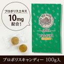 【山田養蜂場】プロポリスキャンディー 100g入(24-26粒) ギフト プレゼント 食べ物 食品 健康 人気 プレゼント