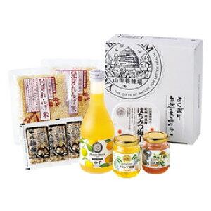 【山田養蜂場】よくばり自然食品セット 1セット ギフト プレゼント 食べ物 食品 はちみつ 健康 人気