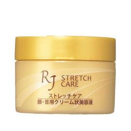 【山田養蜂場】【送料無料】RJストレッチケア(顔・首用クリーム状美容液)<150g>