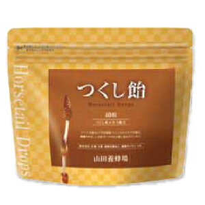 【山田養蜂場】つくし飴 40粒/袋入 ギフト プレゼント 健康食品 人気 健康