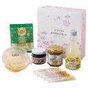 【山田養蜂場】ミツバチのおすそわけセット 1セット ギフト プレゼント 食べ物 食品 はちみつ 健康 人気 プレゼント