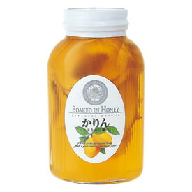 【山田養蜂場】かりんはちみつ漬 900g ギフト プレゼント 食べ物 食品 はちみつ 健康 人気
