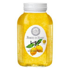 【山田養蜂場】レモンはちみつ漬 900g ギフト プレゼント 食べ物 食品 はちみつ 健康 人気
