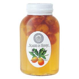 【山田養蜂場】きんかんはちみつ漬 900g ギフト プレゼント 食べ物 食品 はちみつ 健康 人気