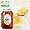 【山田養蜂場】 しょうがはちみつ漬 900g はちみつ 百花蜂蜜 生姜 ショウガ 国産 食べ物 食品 飲み物 ドリンク ジュー…