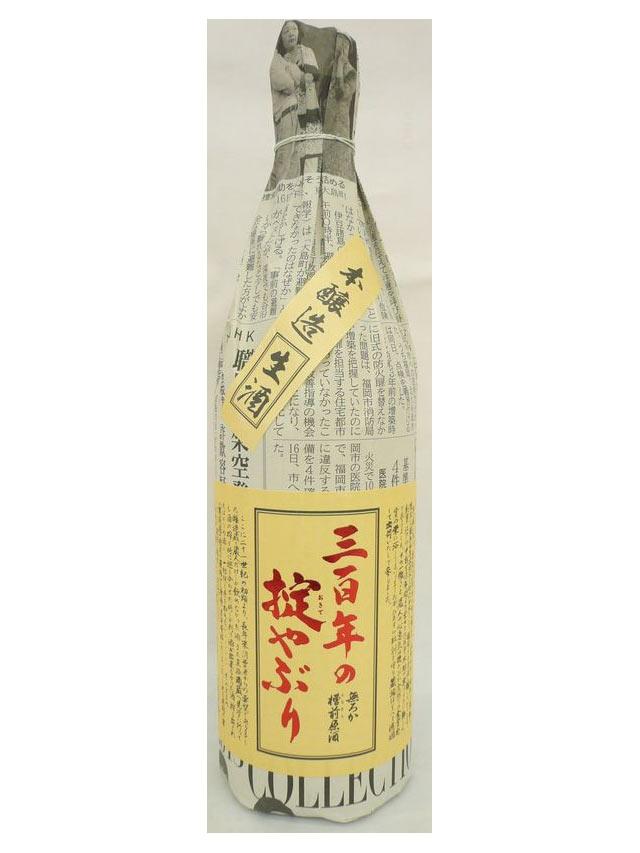 霞城寿 三百年の掟やぶり 本醸造酒 720ml 日本酒 山形 お歳暮 プレゼント 2018