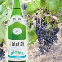 9月下旬発売 白ワイン 新酒 月山山麓 新酒 白 やや甘口 1800ml ヌーボー ヌーヴォー 一升瓶 山形県西川町 トラヤワイ…