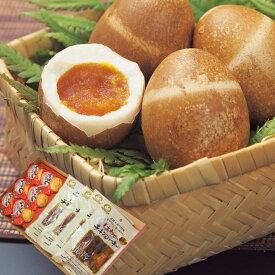 おつまみセット 半熟燻製卵スモッち6個、チキンジャーキー2袋、チキンソーセージ ギフト箱入