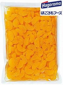 【国内製造】【学校給食】【はごろもフーズ】甘みあっさりみかん1.5kg
