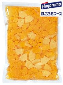 【国内製造】【学校給食】【はごろもフーズ】甘みあっさりフルーツミックス1.5kg