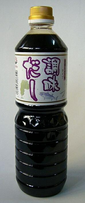 【山口県】【周南市】【吉田屋醤油】 アサヒワシ醤油・調味だし(10000767)