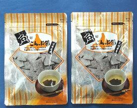 【送料無料】角切こんぶ茶40gX2【角切こんぶ茶の専門店】【静香園】【鳥取県米子市】【メール便】【40年のロングセラー】
