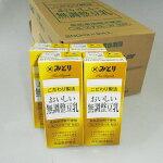 九州乳業『みどり豆乳(成分無調整)』200mlx24本