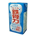 九州乳業『ロングライフ鉄骨力(125mlx18)』