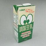 九州乳業『みどり調整豆乳』1000mlx6本