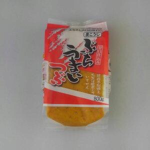 山口の味 シマヤの麦味噌『ぶちうまい つぶ』800g(甘口仕込み)